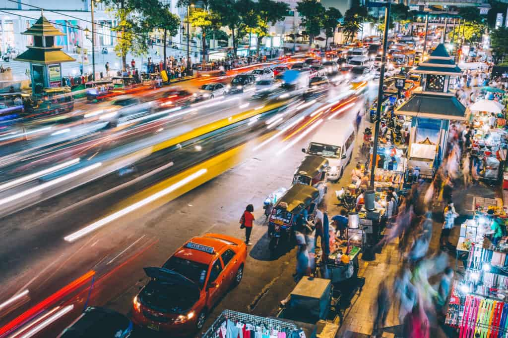 Don't Take Un-Metered Taxis in Thailand
