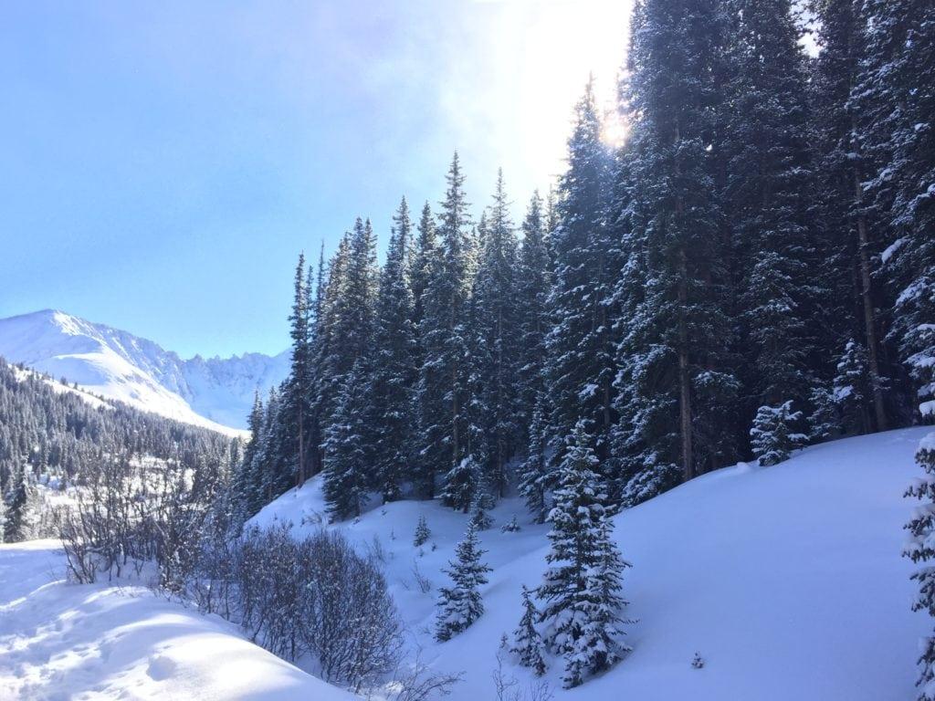 Best Hikes in Colorado in Winter