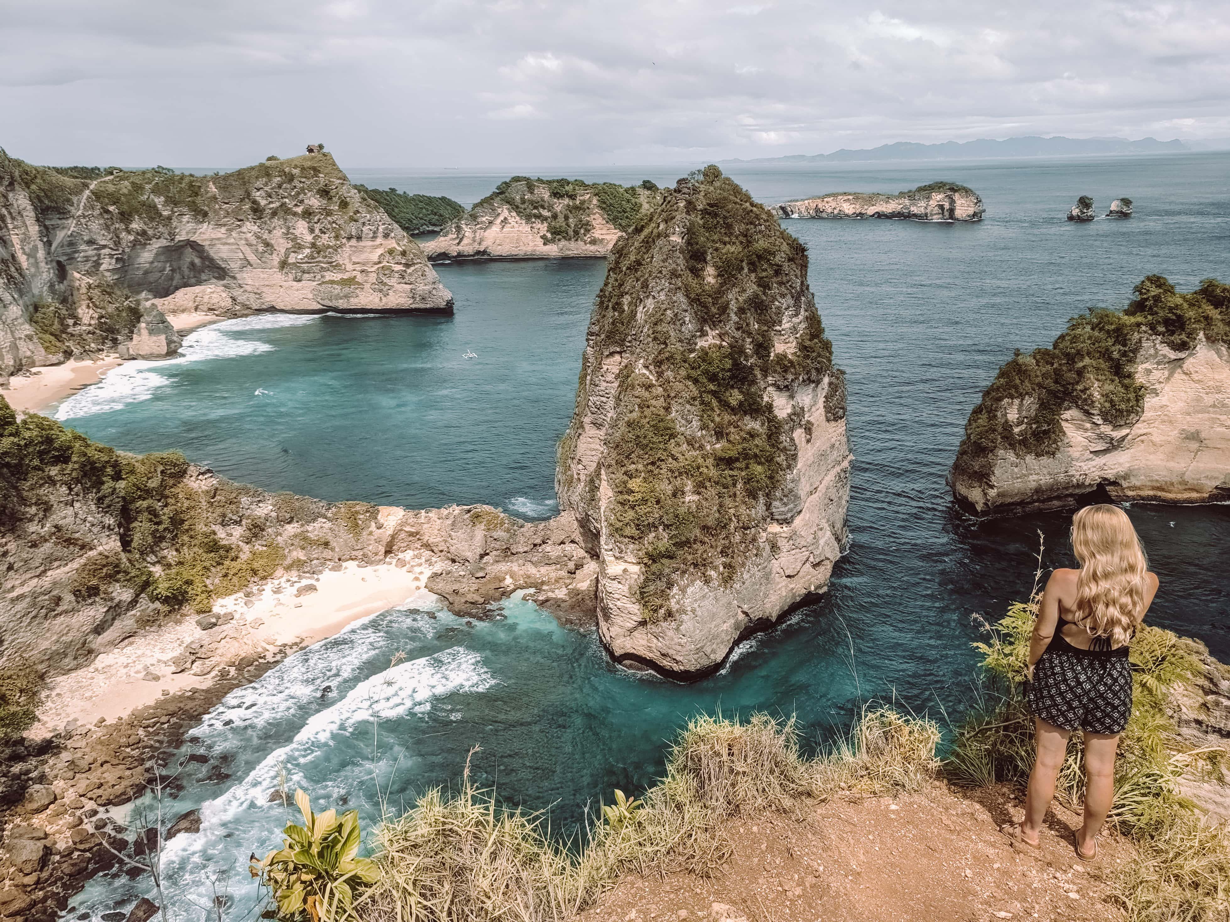 Thousand Island View Point Nusa Penida