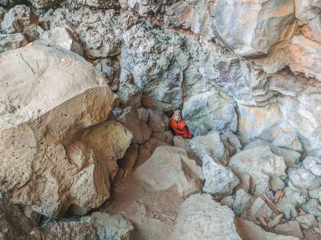 Hidden Forest Cave - Oregon