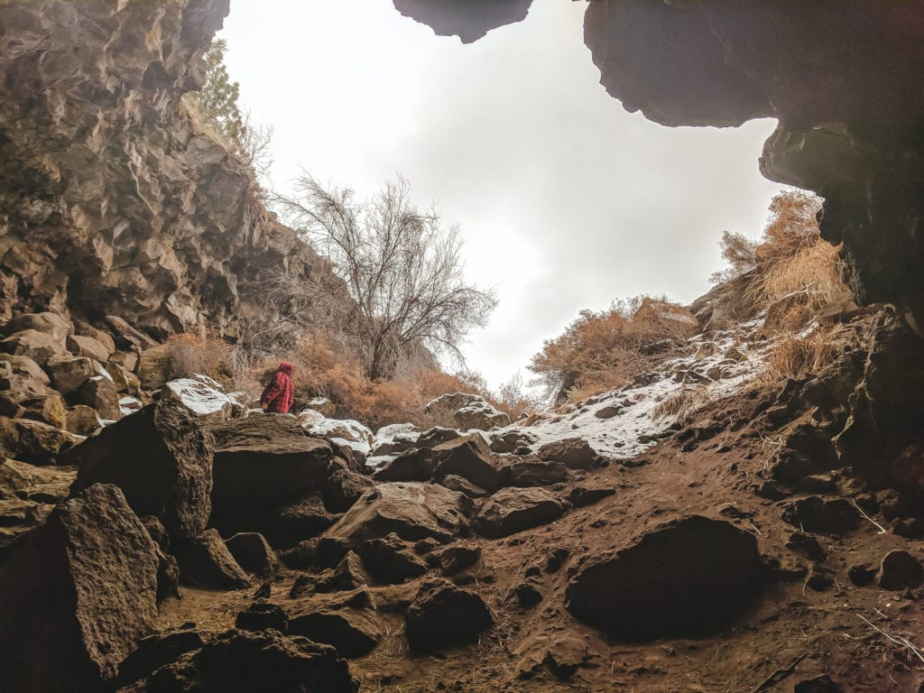 Arnold Ice Caves - Oregon Caves
