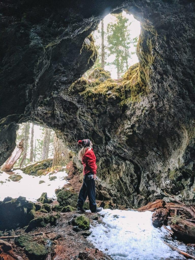Sawyer Caves - Oregon