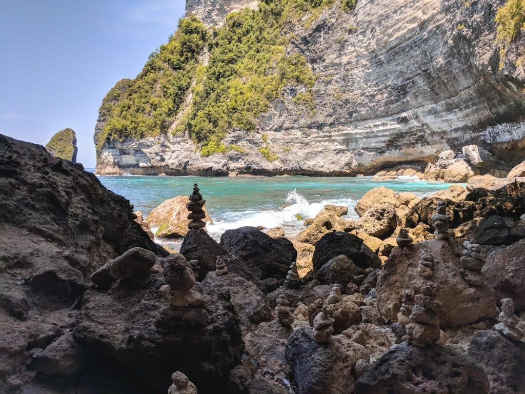 tembeling hidden beach bali