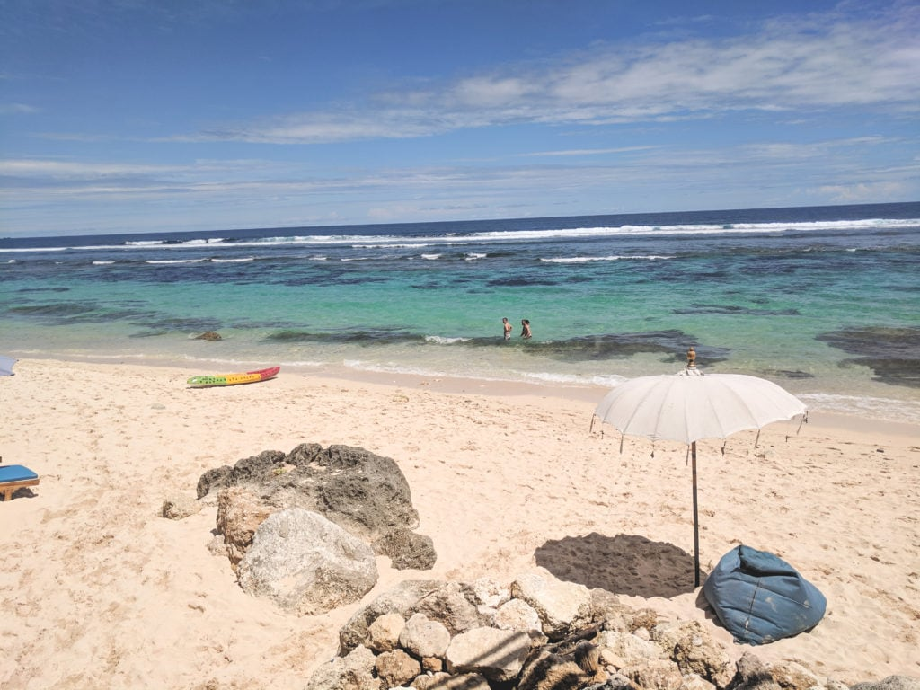 melasti hidden gem beach bali