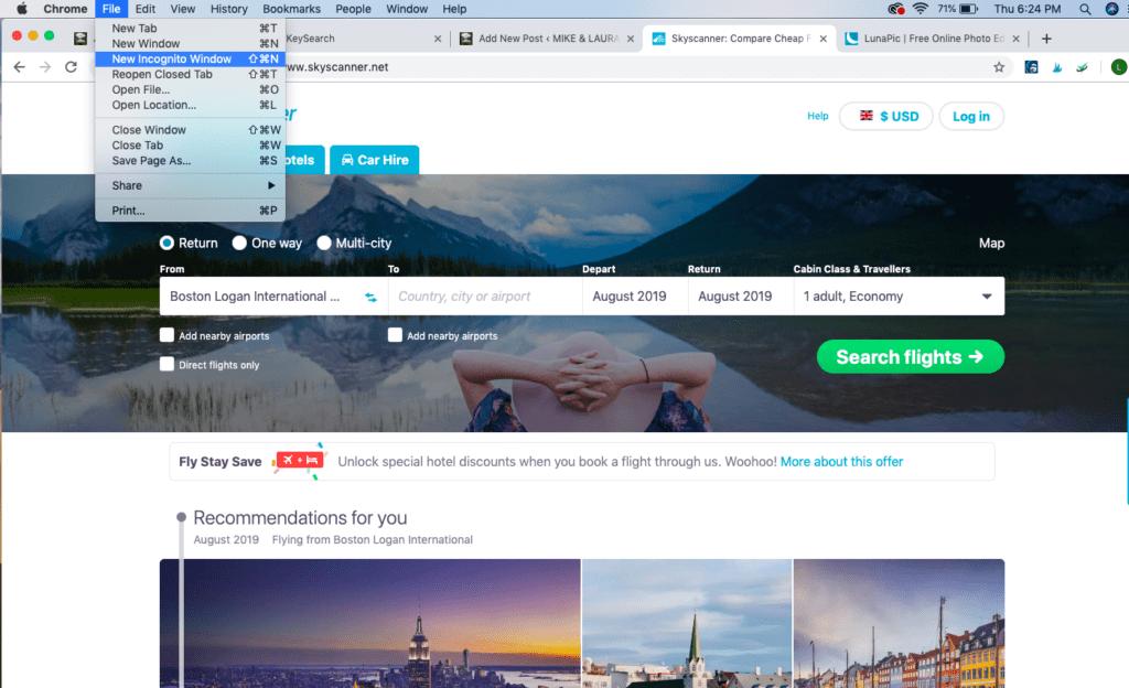 Skyscanner cheap flights. Seven secret tricks to using Skyscanner to book the cheapest flights possible.