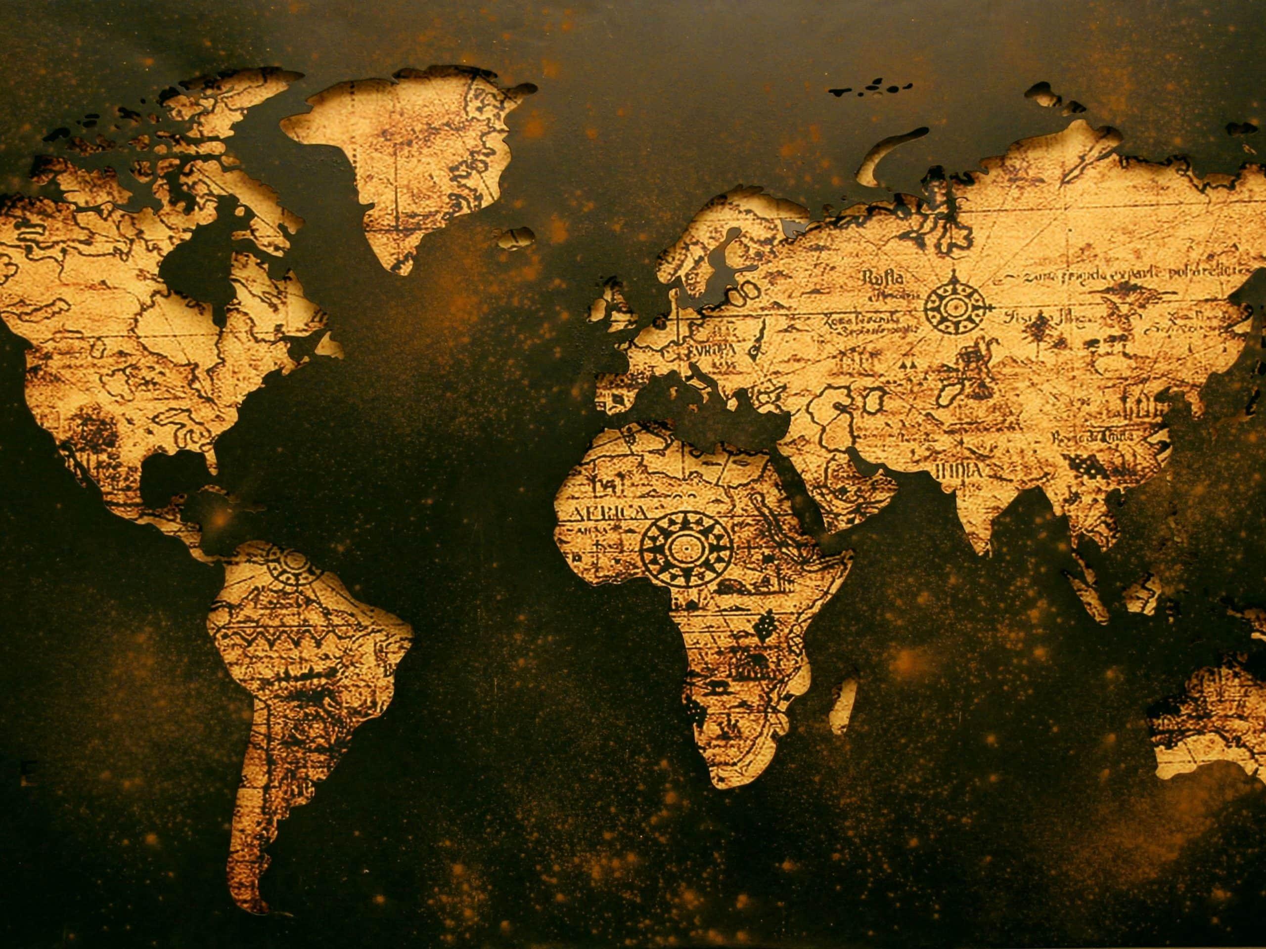 Gogokid Review World Map