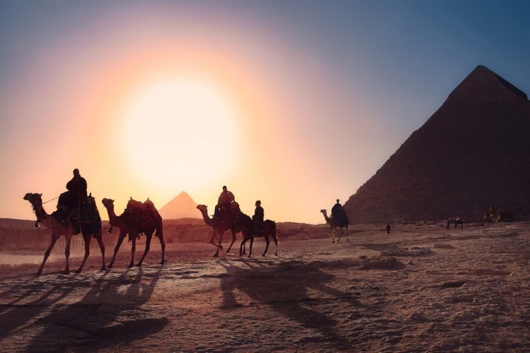 How to Teach English in Egypt