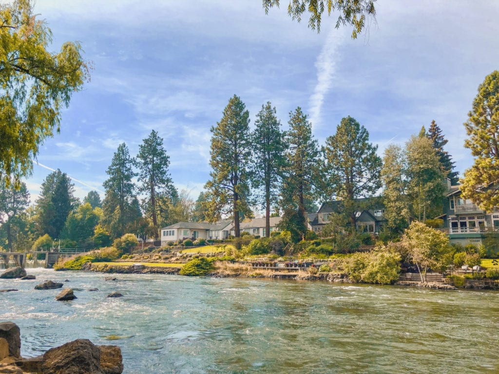 Float down the Deschutes for an epic summer adventure in Bend Oregon.