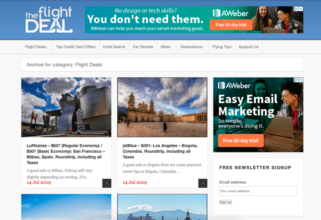 The Best Website For Cheap Flights How To Save Thousands On Travel