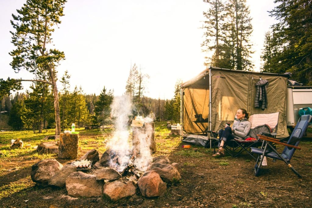 Steamboat Springs Summer Camping