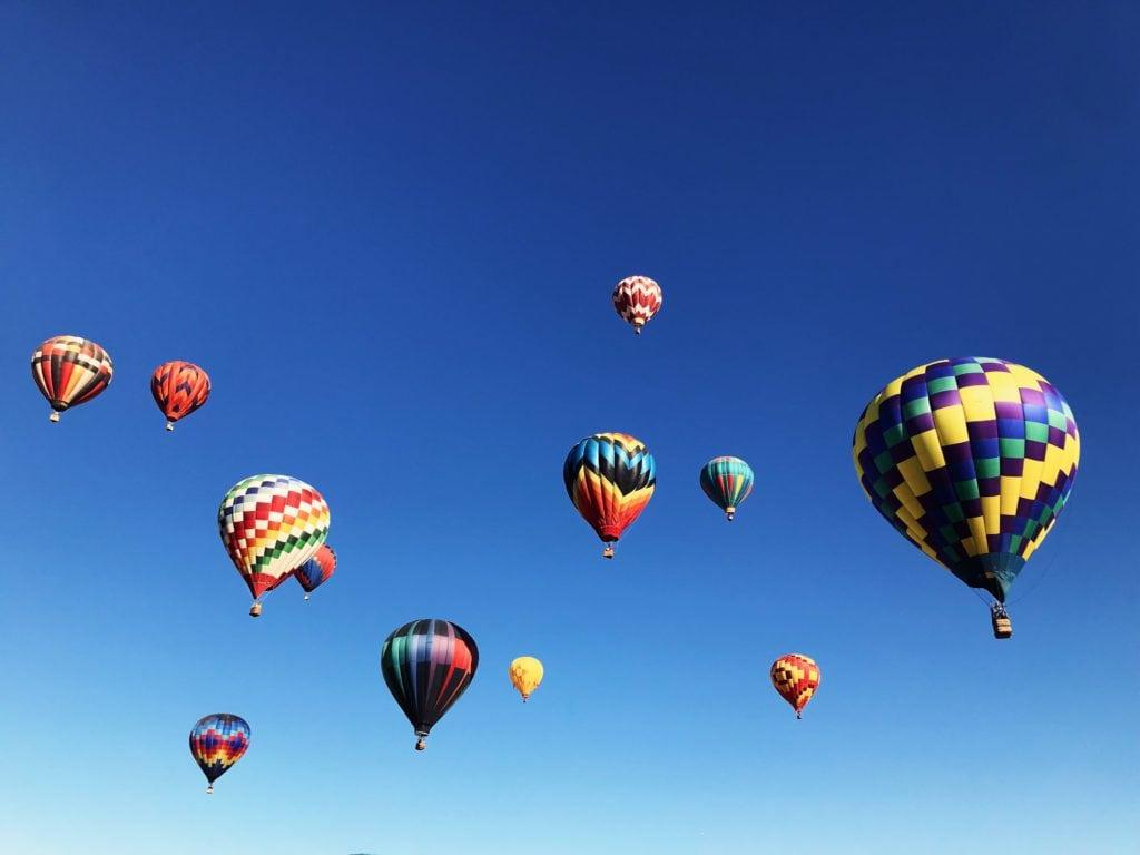 Steamboat Springs Summer Hot Air Balloon Ride
