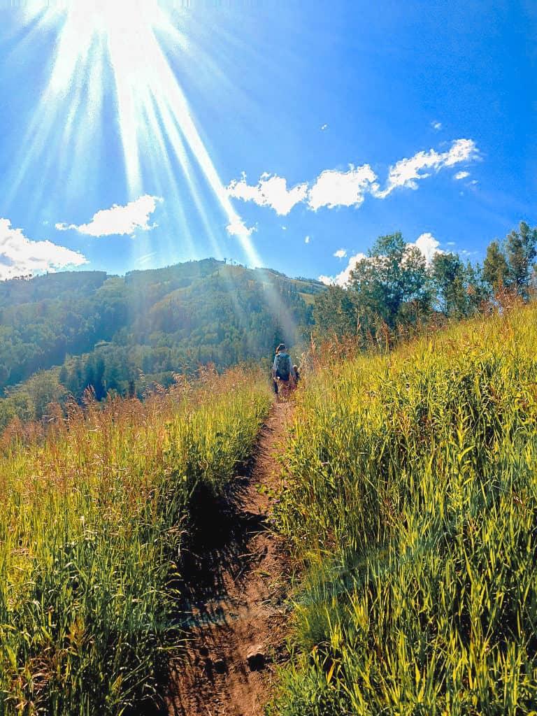 Thunderhead Hike, Steamboat Springs