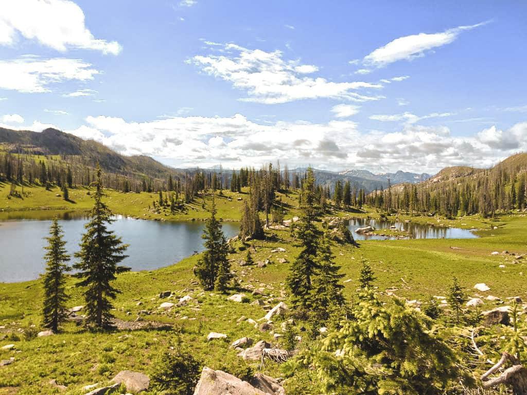 Steamboat Hiking - Mica Lake Trail