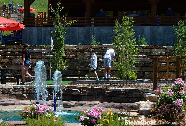 Steamboat Resort Mini Golf