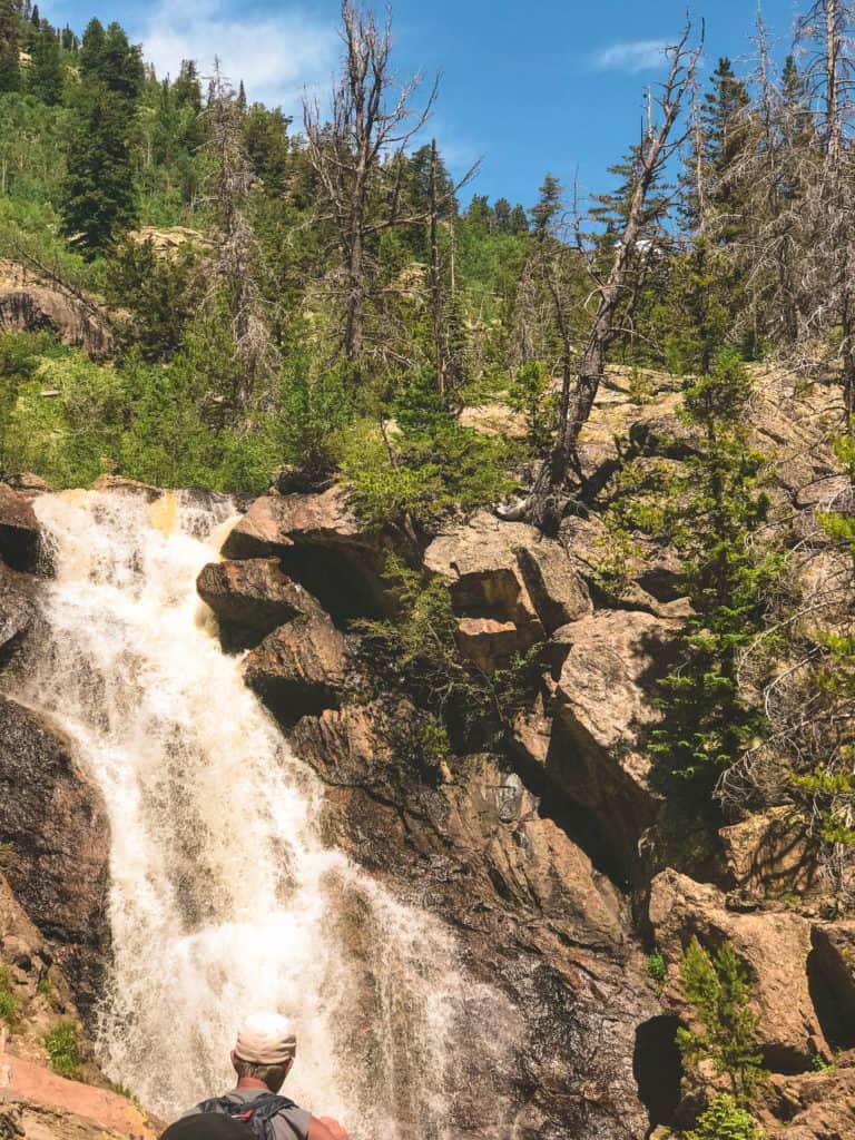 Steamboat Springs Hiking - Fish Creek Falls