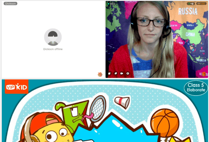 VIPKID Student No Show Policy