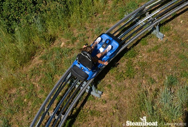 Steamboat Springs Summer Roller Coaster