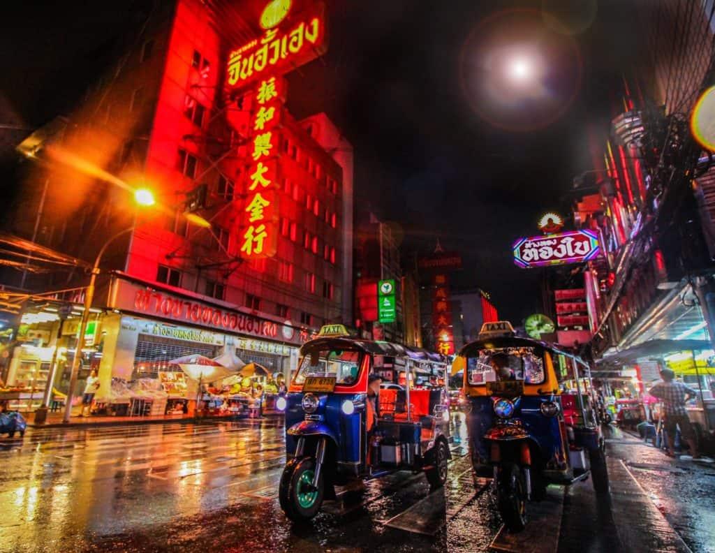 Bangkok - Thailand Itinerary