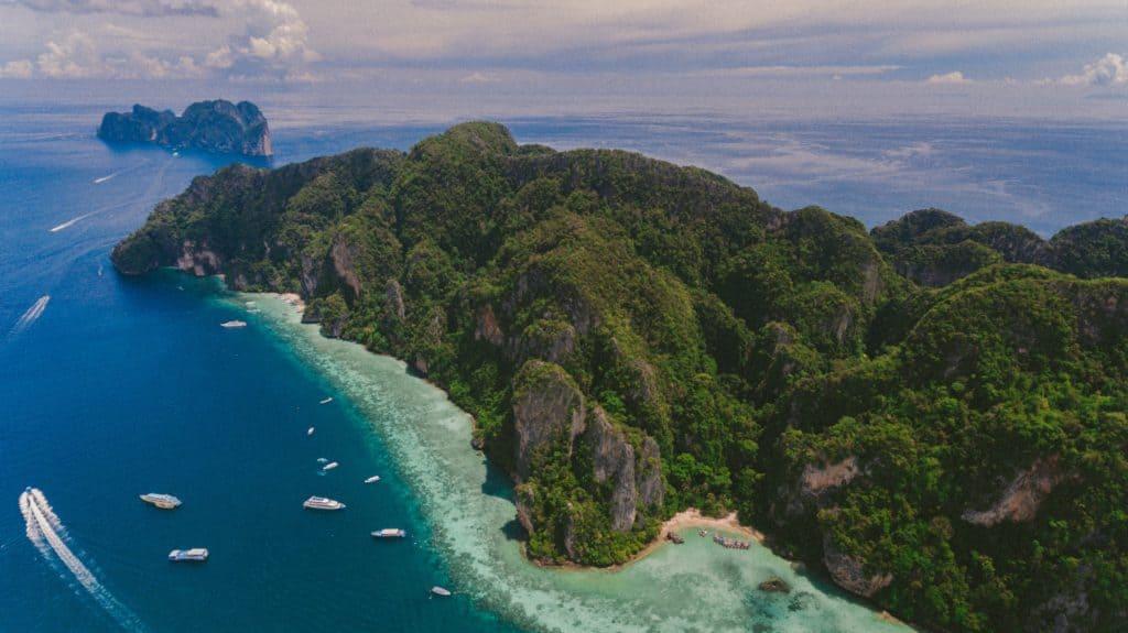 Koh Phi Phi, Thailand Itinerary