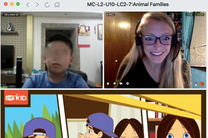 How to leave VIPKID feedback - templates and examples