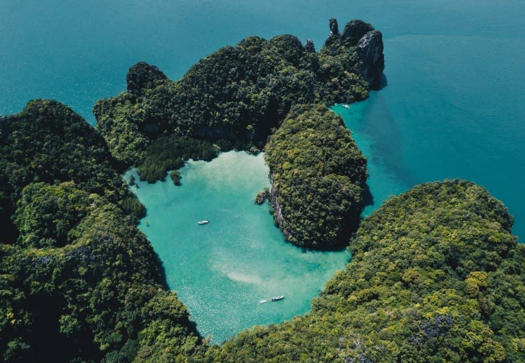 Angthong National Park - Thailand 10 Days