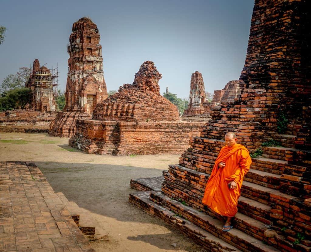 Ayutthaya, Thailand - 10 day itinerary