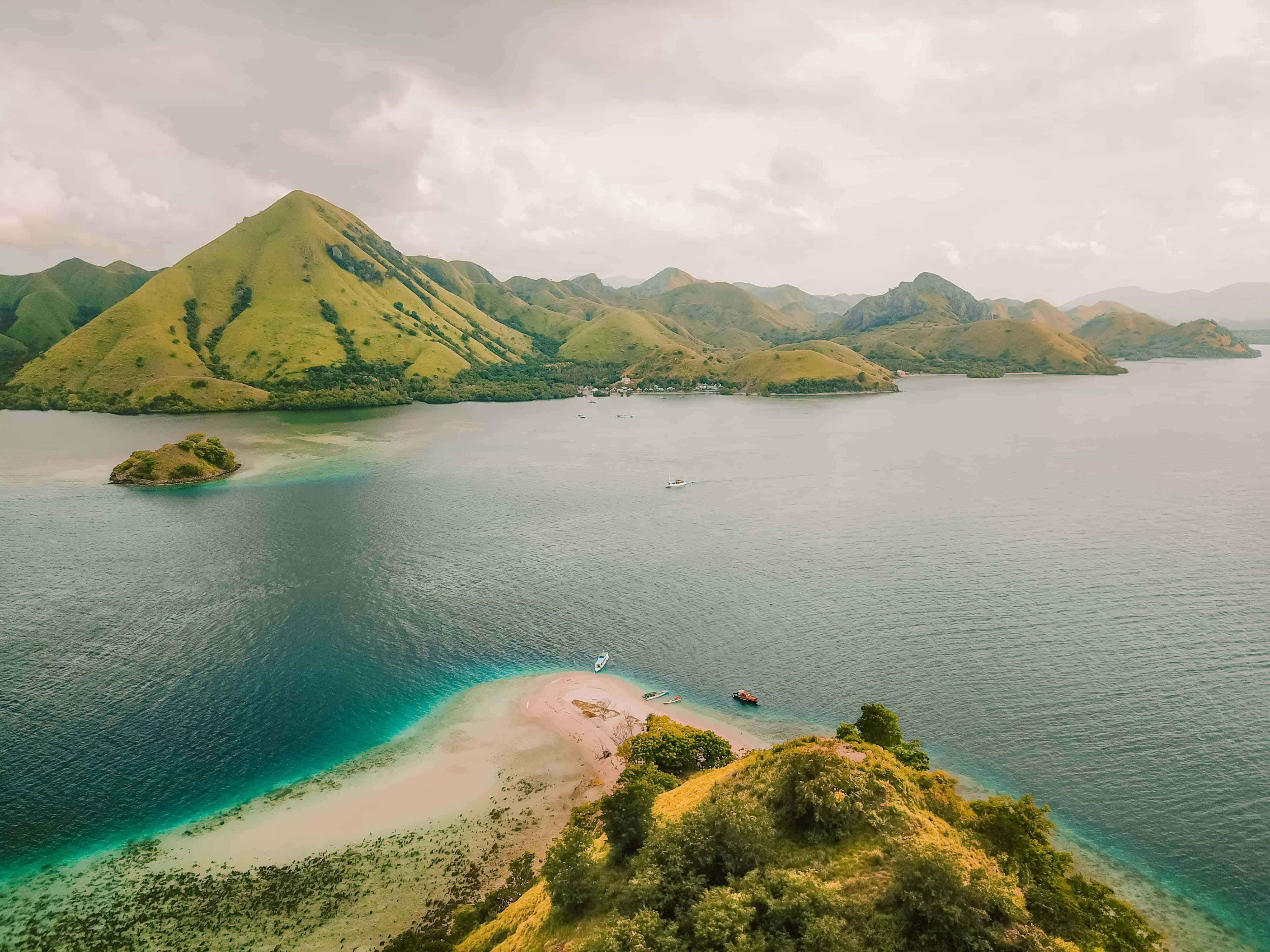 Rinca Island Boat Tour