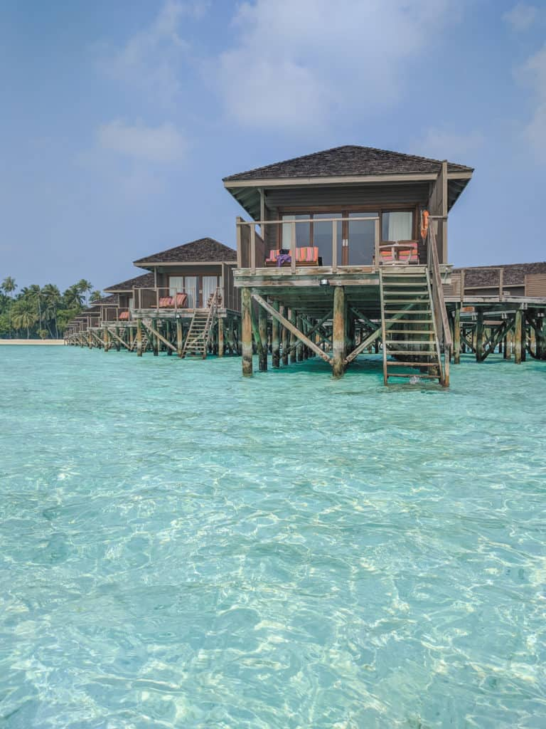 Meeru Island Resort on a Budget
