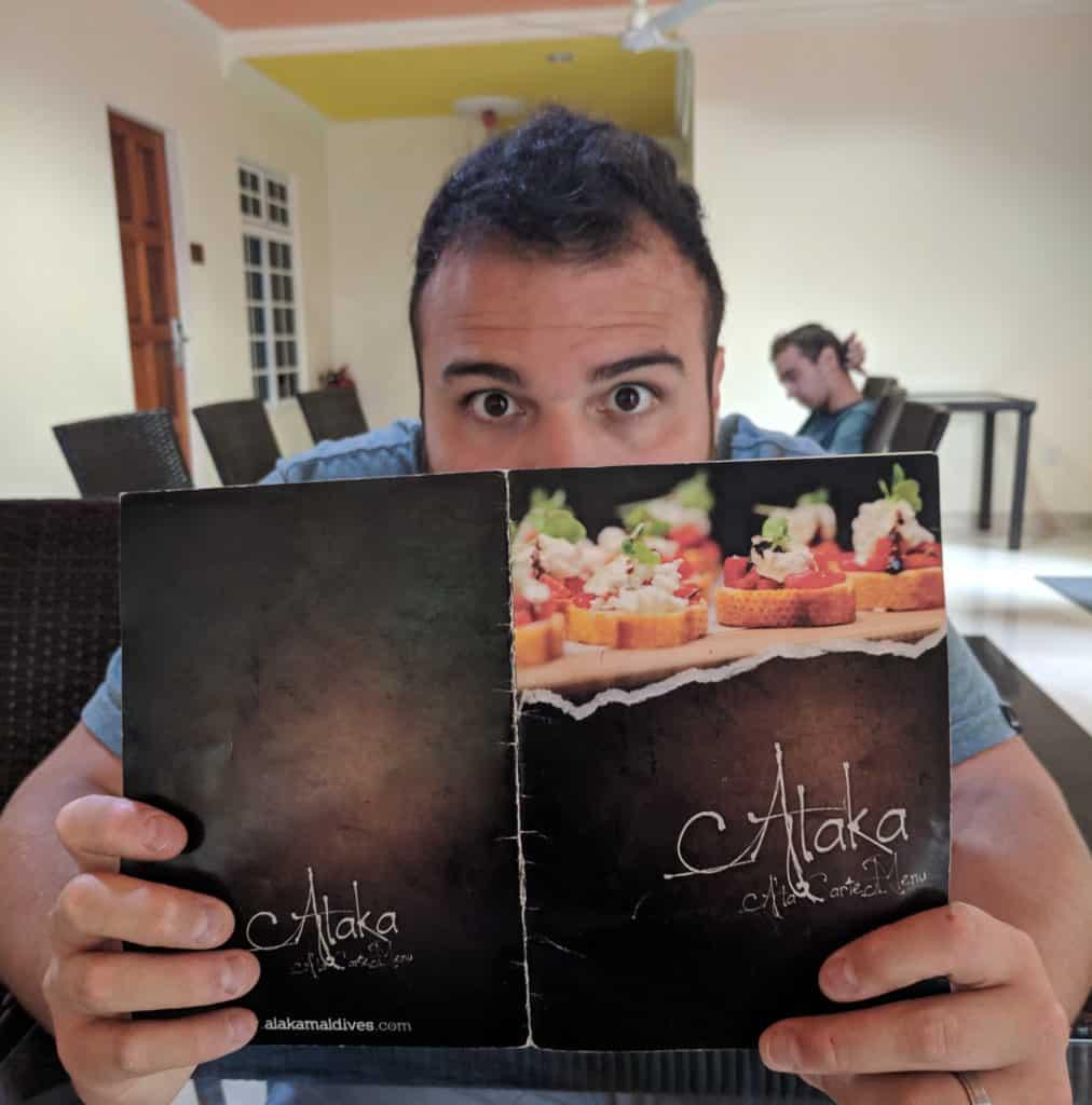 Alaka Maafushi Restaurant