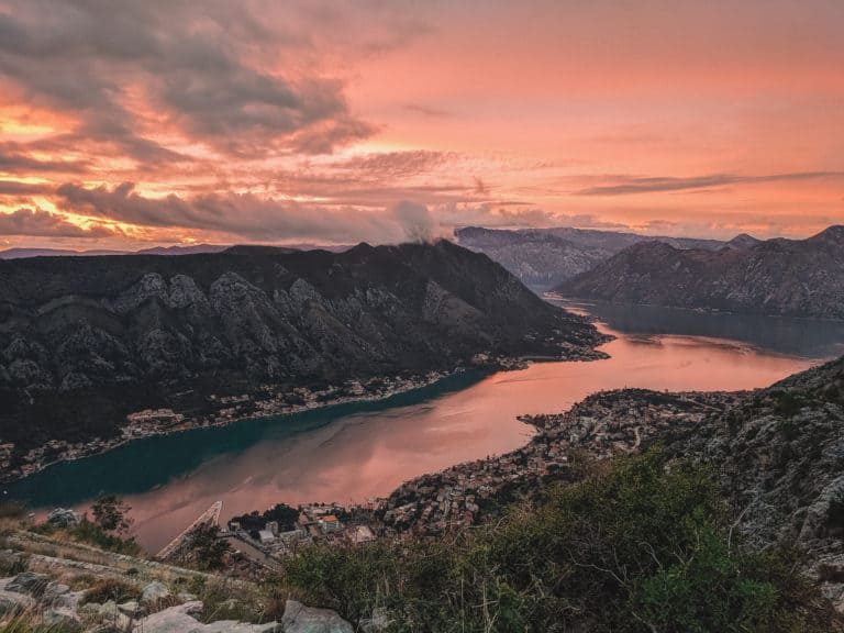 The Ladder Of Kotor: The Best Hike In Kotor Bay