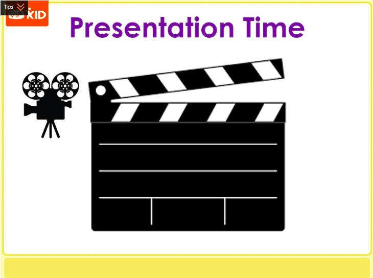 Presentation Unit Assessment VIPKID