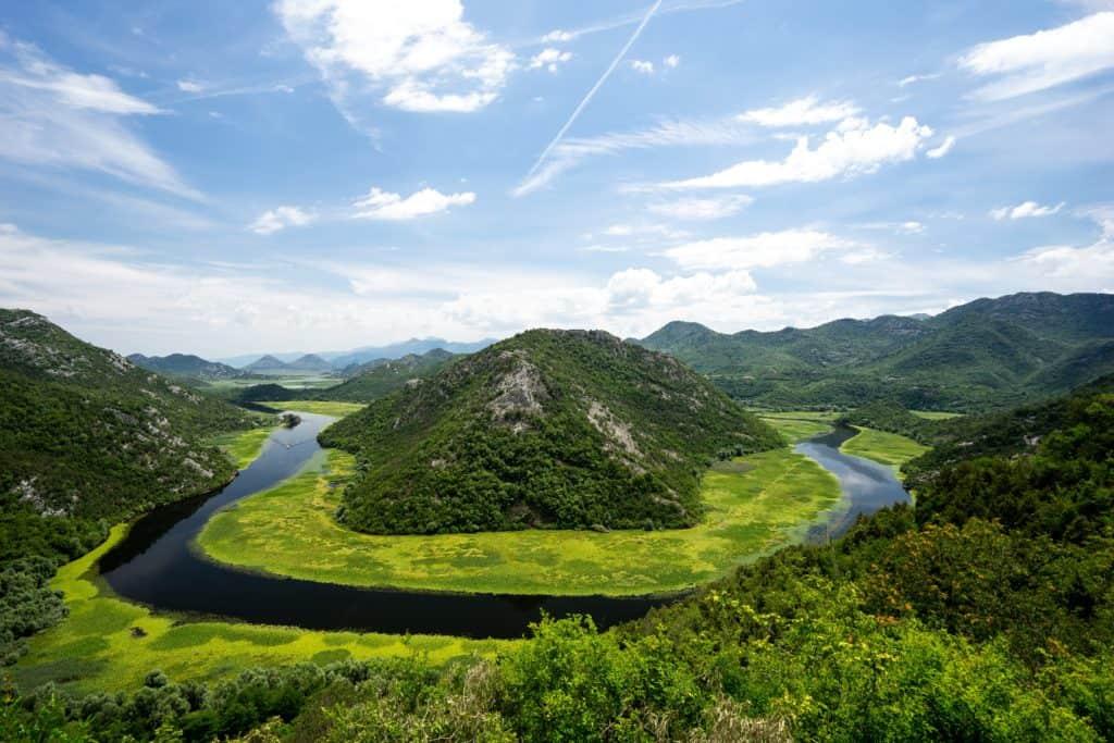 Skadar National Park, Montenegro