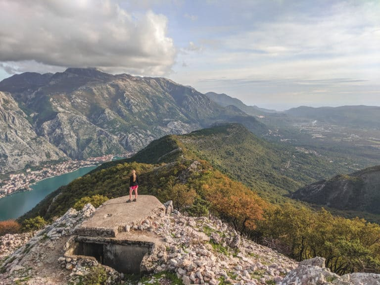 Exploring Vrmac: Kotor to Tivat Hike