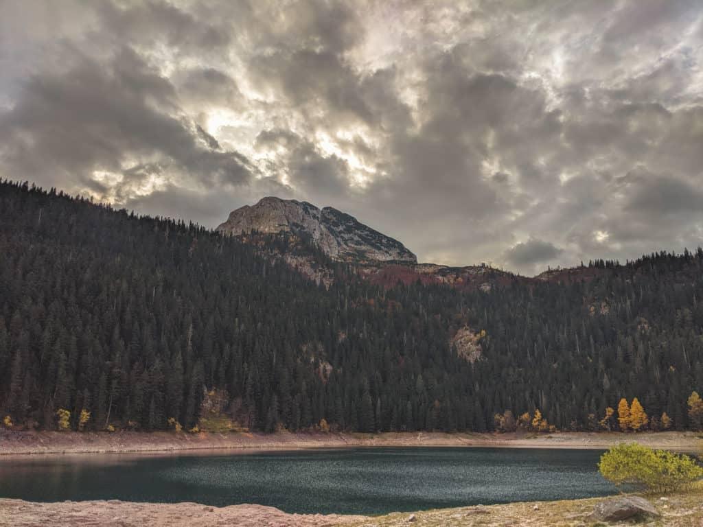 Black Lake Hike in Montenegro