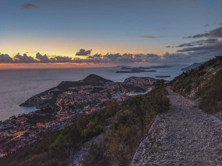 Mount Srd Hike: Dubrovnik's Most Scenic Hike