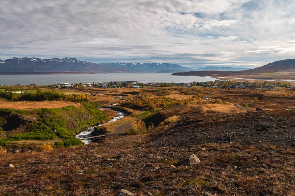 Northern Icelandic Hike
