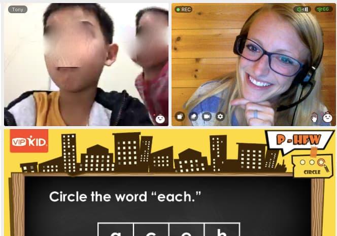 Teach Kids English Online