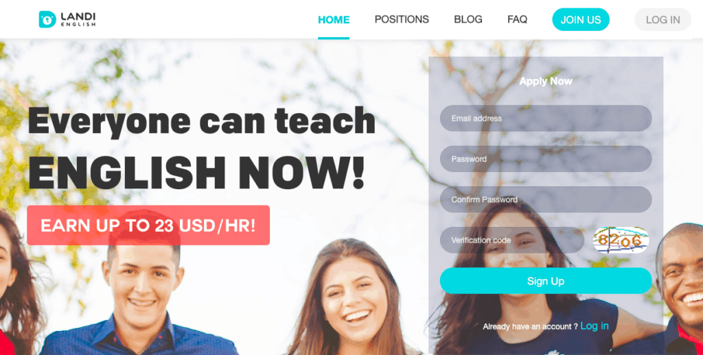 Landi: Teach Kids English Online
