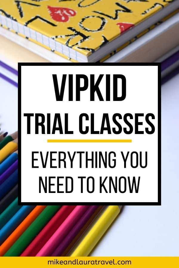VIPKID Trial Class - Save to Pinterest