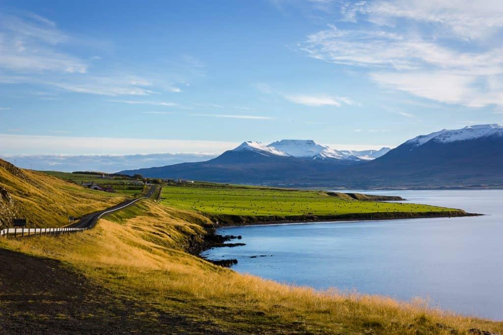 Akureyri hiking