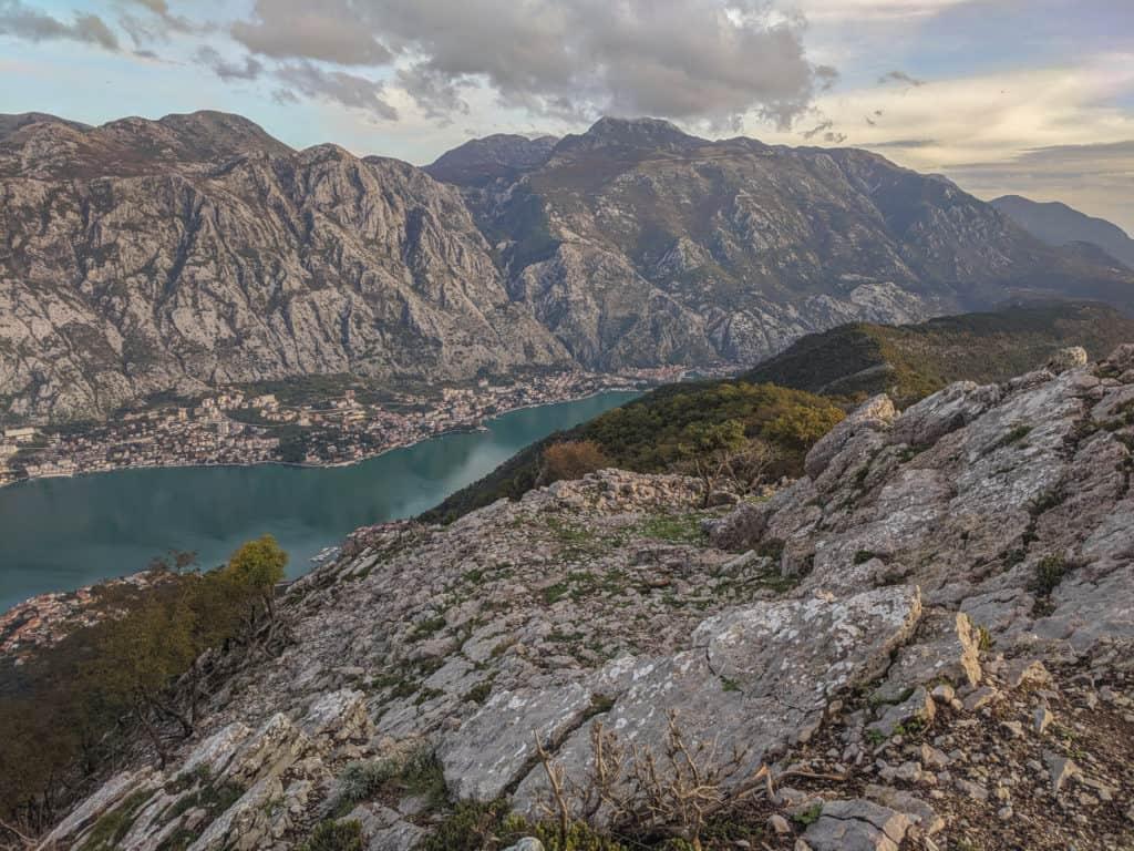 Hiking Vrmac. Montenegro Road Trip
