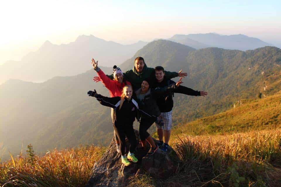 Phu Chi Fa for Sunrise