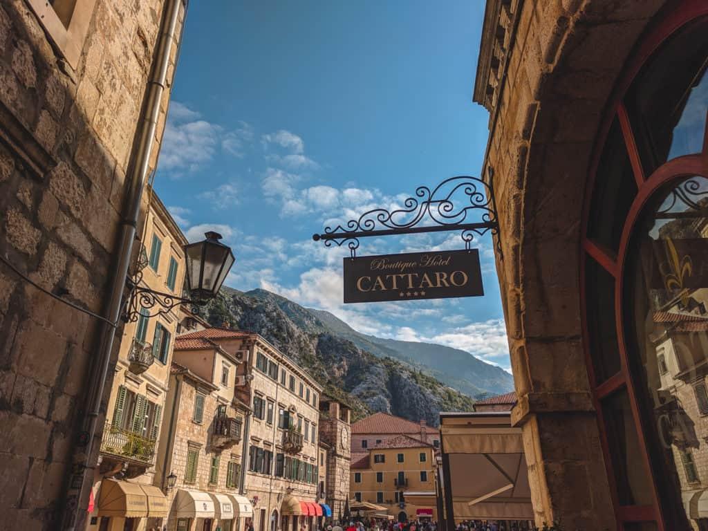 Montenegro Road Trip: Kotor Old Town