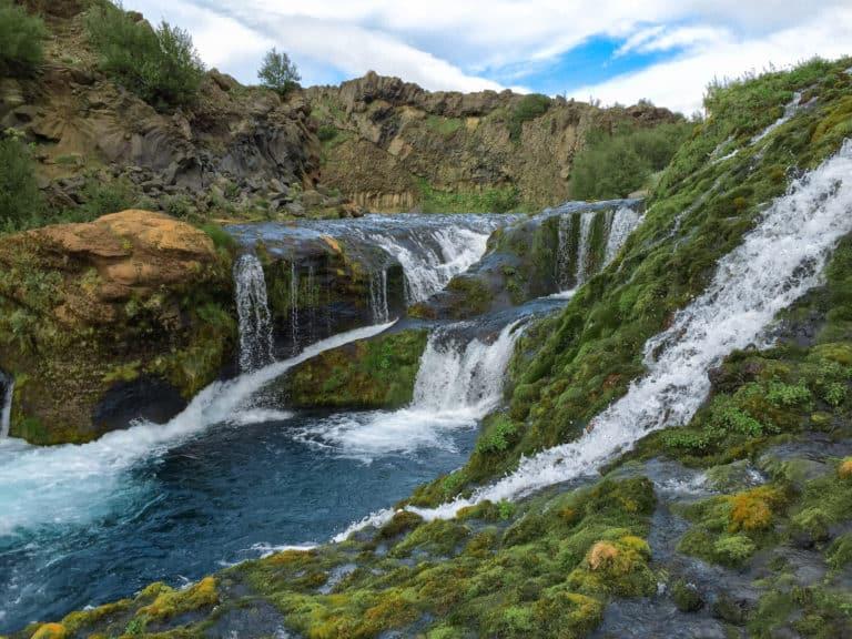 Gjain, Iceland: The Island's Most Magical Waterfalls