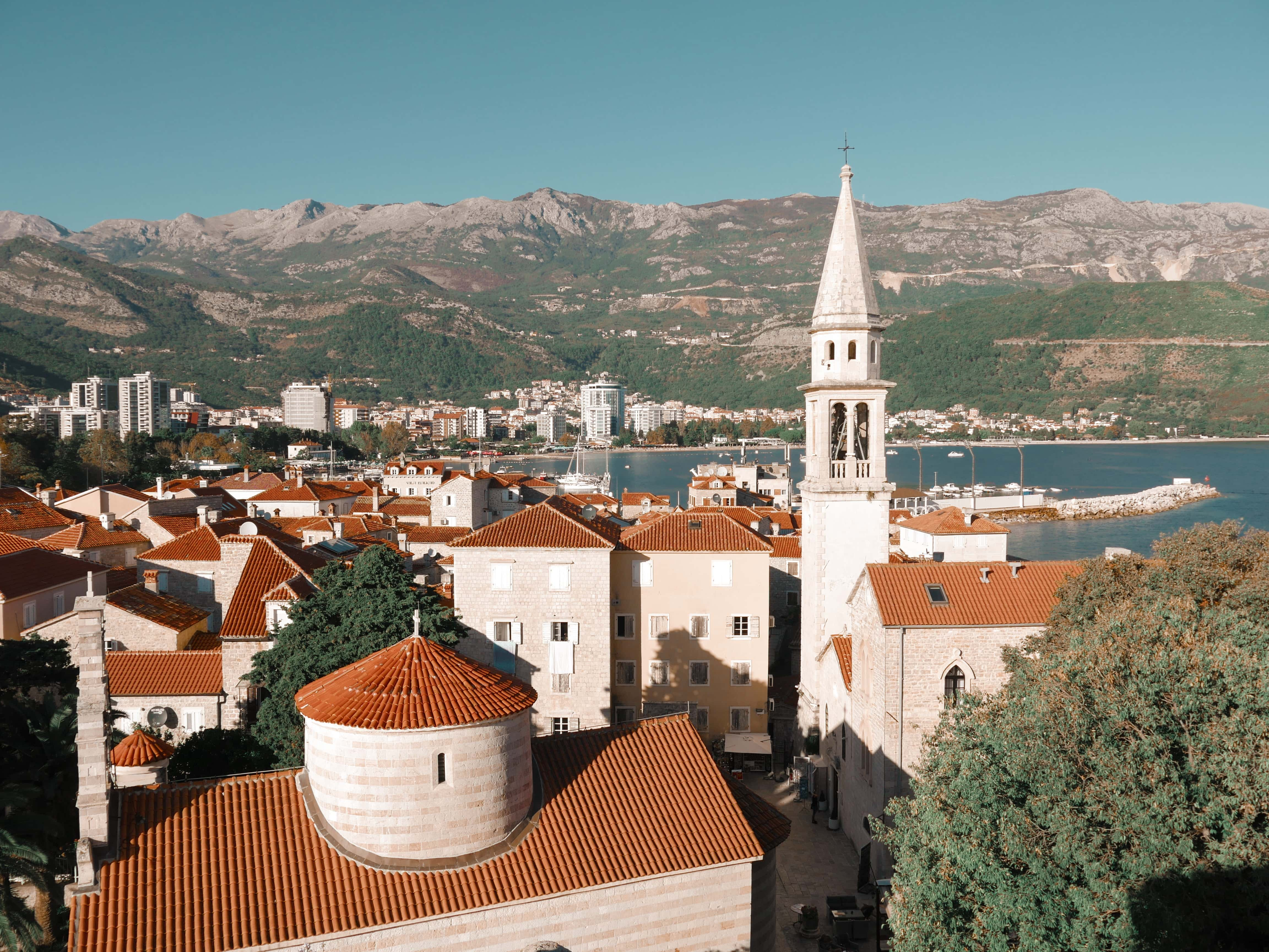 Montenegro Road Trip Budva