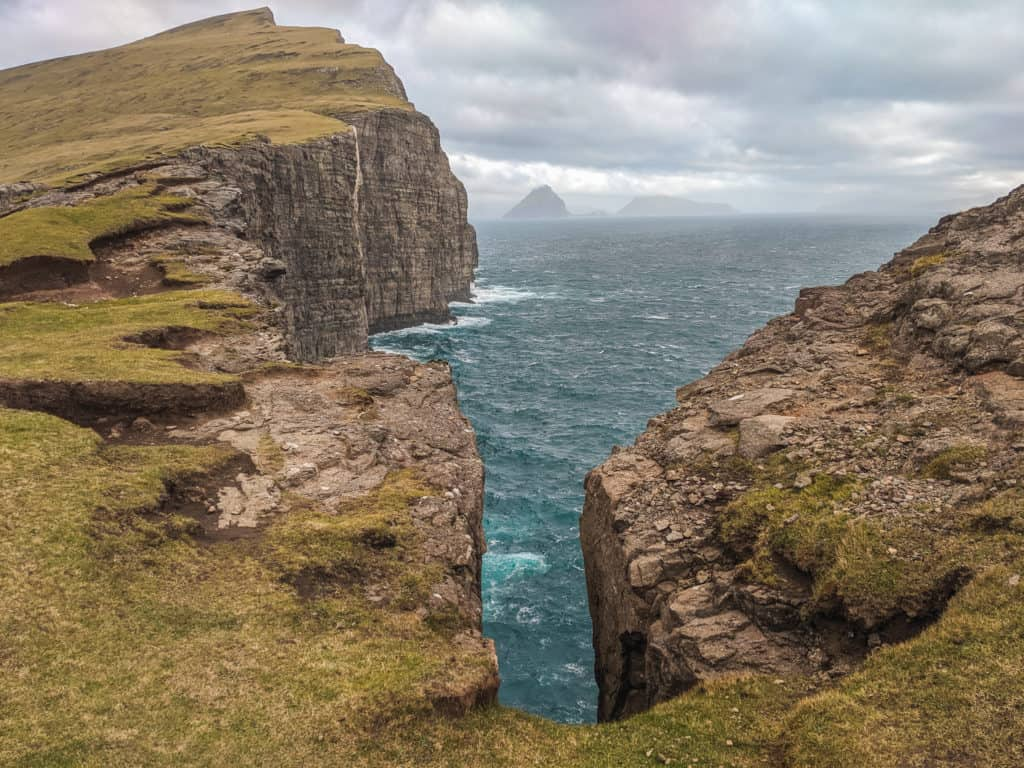 Hiking Trails in the Faroe Islands