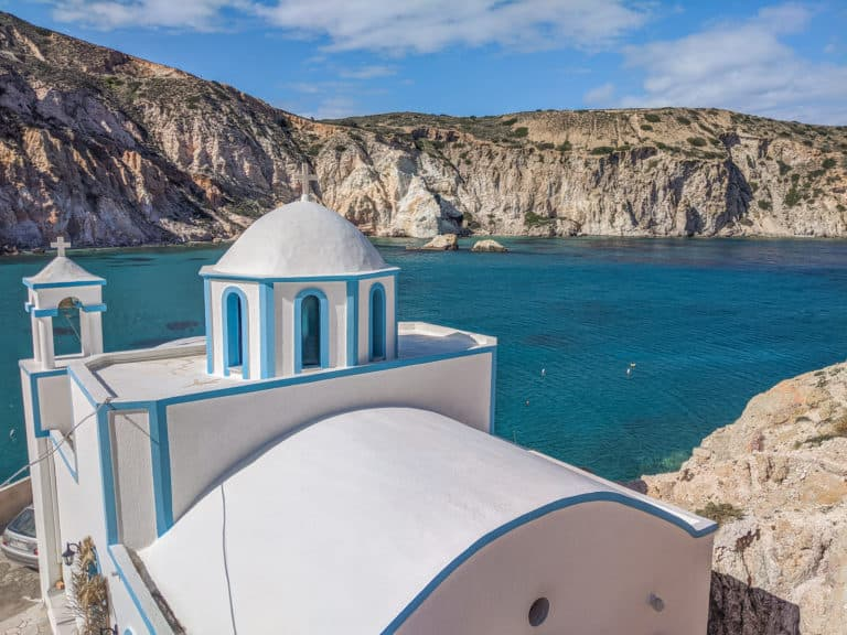 Milos Island Travel Guide: The Overlooked Greek Island