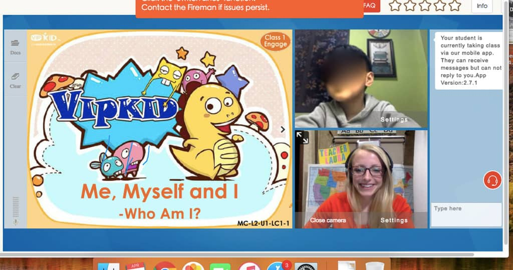 VIPKID Background Ideas - World Map Posters