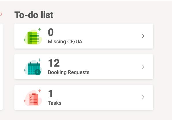 Booking Requests VIPKID