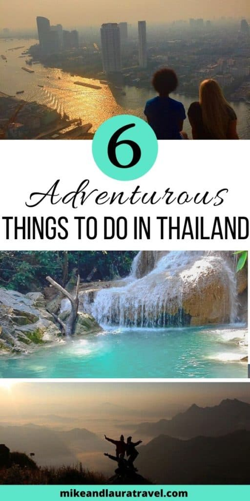 Adventurous Things To Do in Thailand